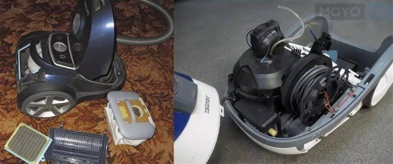 Нагревается двигатель и отключается пылесос samsung | t0p.info