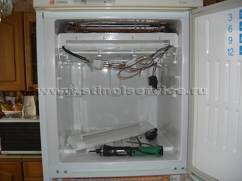 Починить холодильник: самостоятельный ремонт