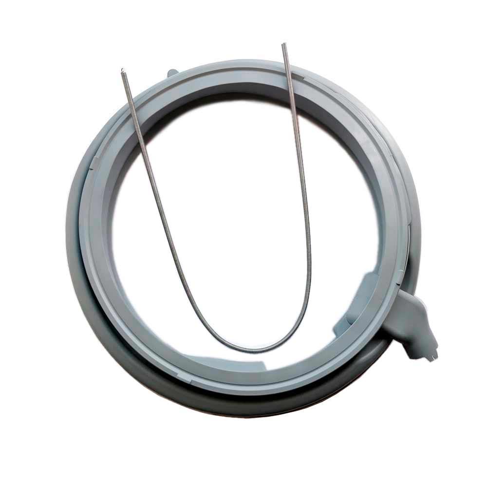 Замена манжеты люка стиральной машины samsung: как снять резинки с машины? как надеть резинку на барабан? тонкости замены резинового уплотнителя