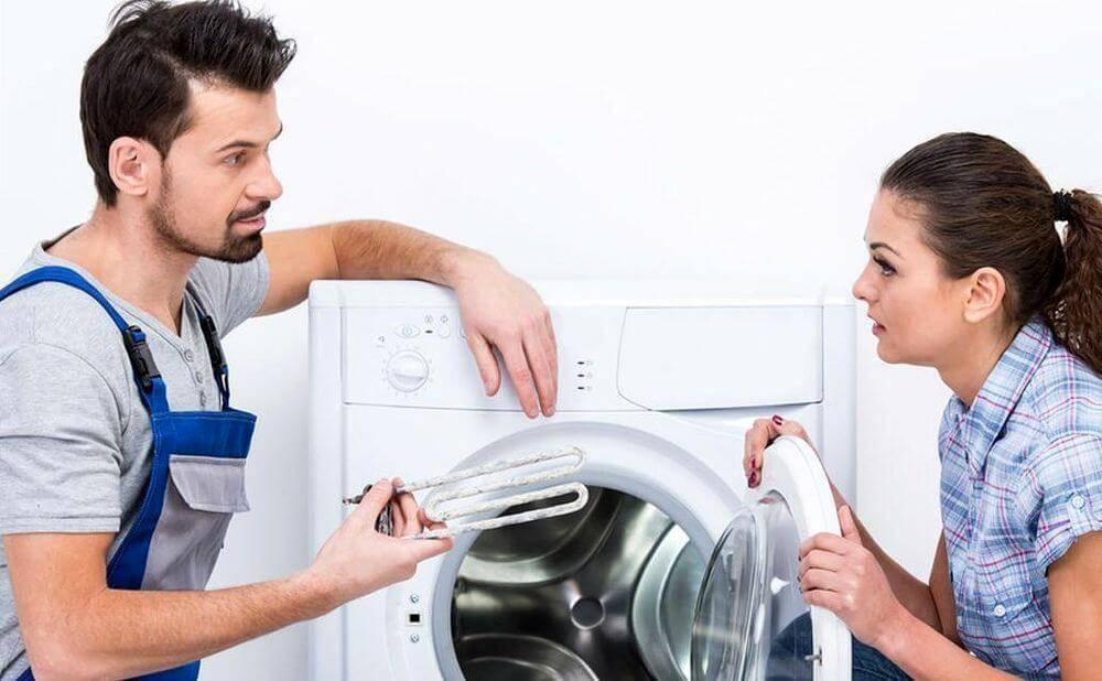 Почему стиральная машина не греет воду при стирке