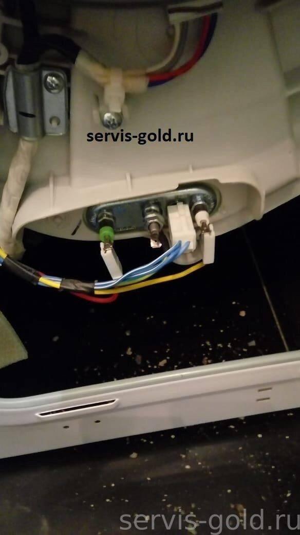 Стиральная машина бош не греет воду - причины и ремонт