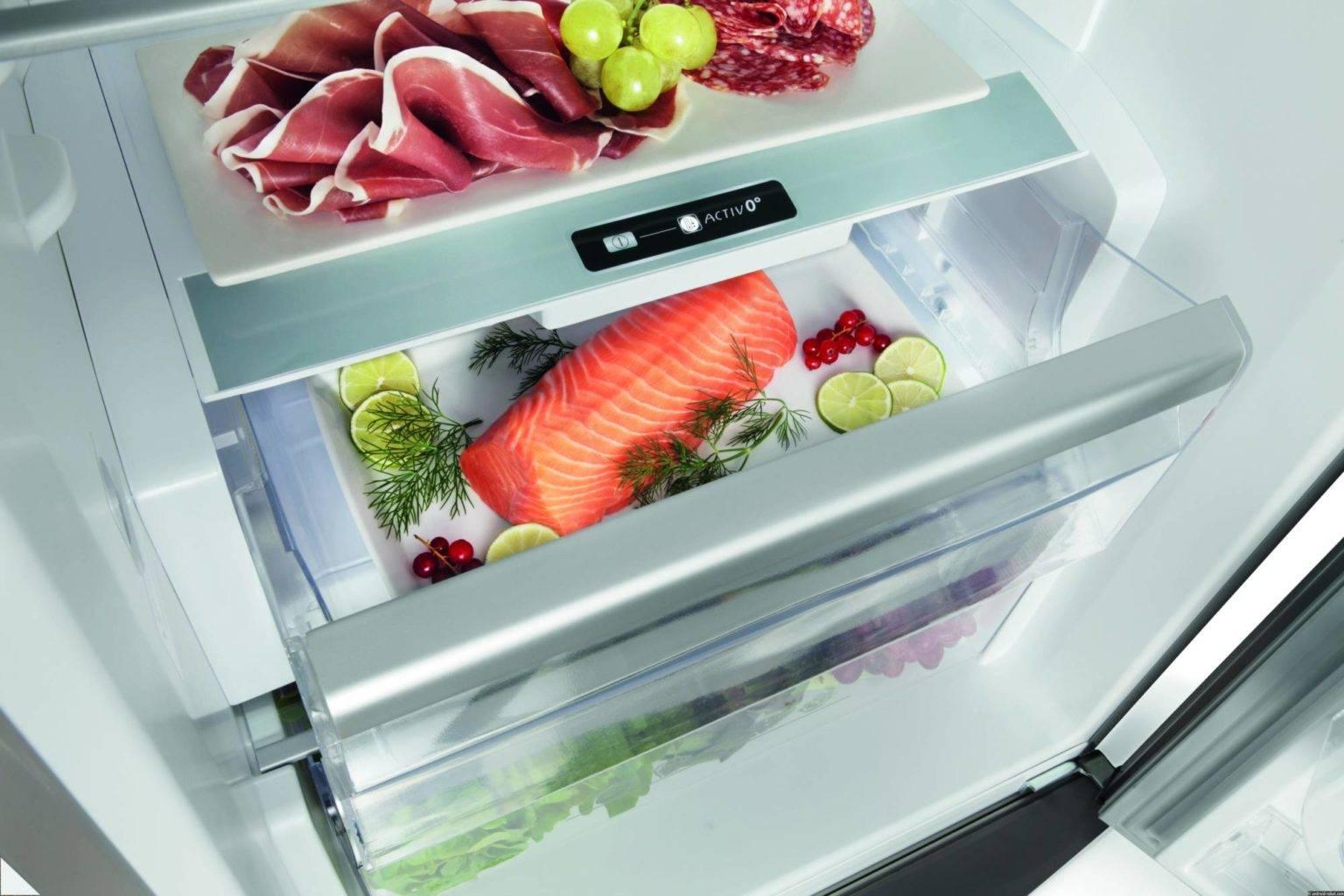 Почему холодильник замораживает продукты