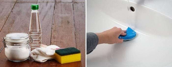Обзор эффективных средств и методов для чистки ванной