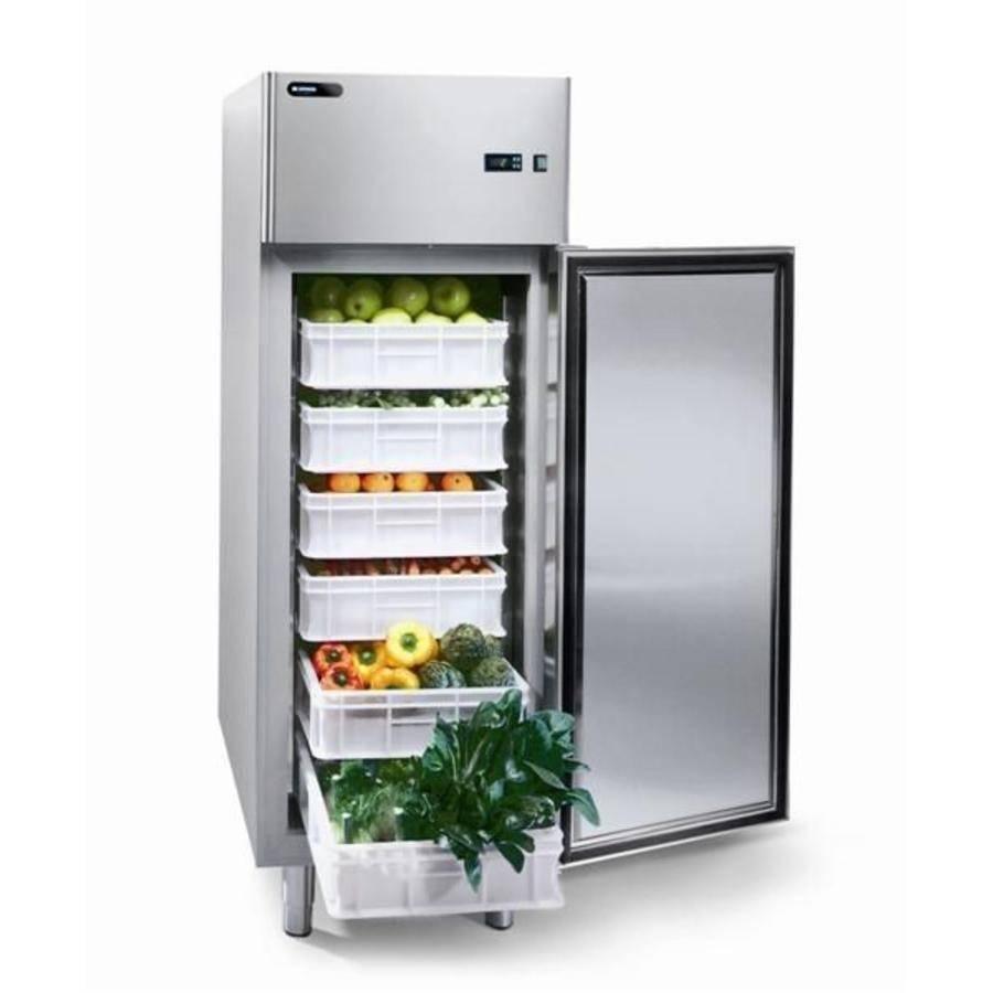 Быстрый рост снеговой шубы в холодильнике: что делать?