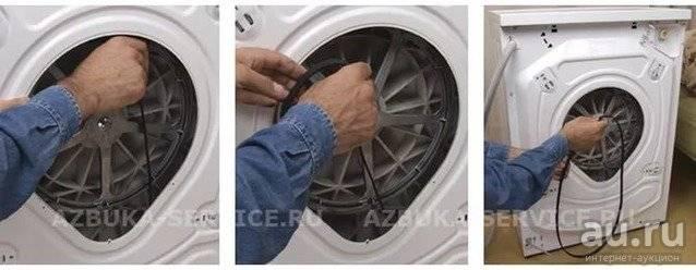Как поменять ремень на стиральной машине: причины и признаки неисправности, правила замены, советы