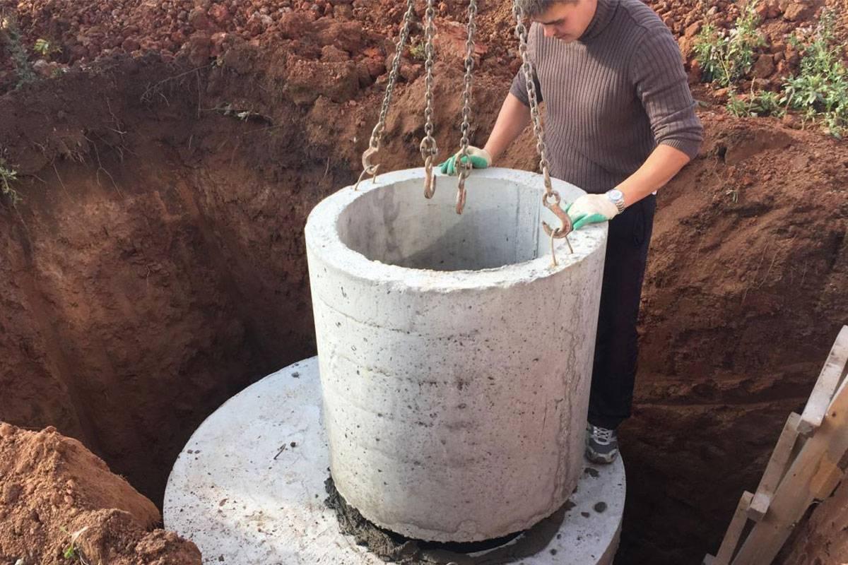 Нормативы строительства сливной ямы в частном доме