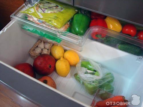 Неприятный запах в морозильной камере холодильника