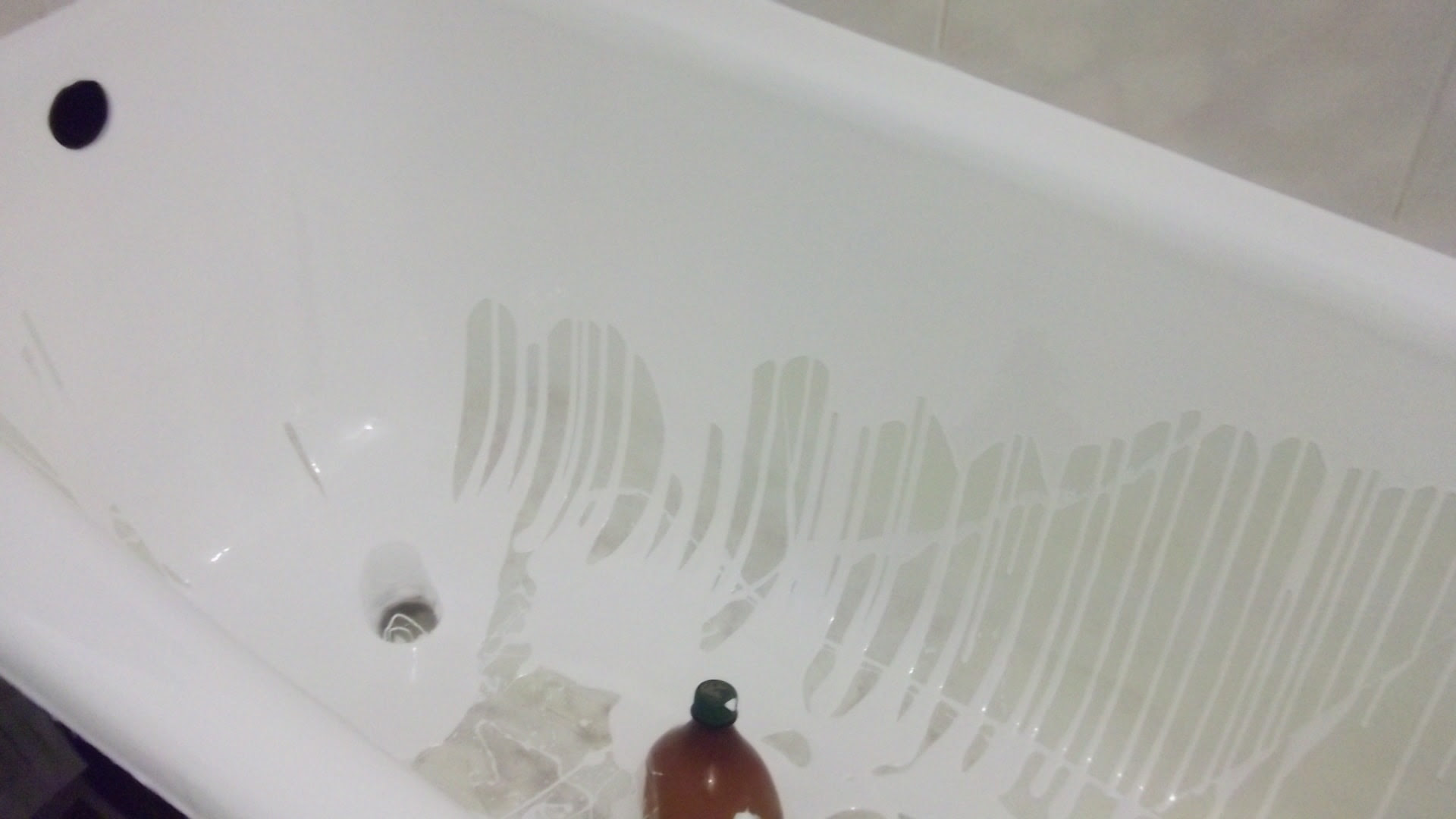 Покраска ванны акрилом: красим ванну своими руками с фото инструкцией