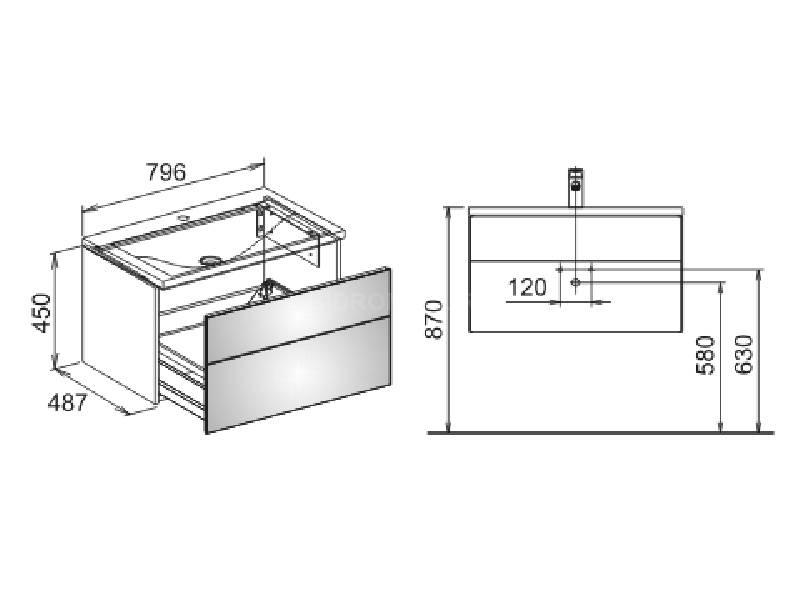 Установка раковины в ванной — инструкции по монтажу