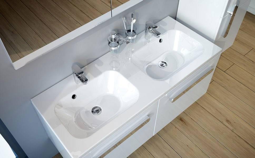 Стоит ли устанавливать двойную раковину в ванную