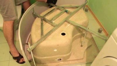 Как сделать ремонт душевой кабины своими руками – важные нюансы починки