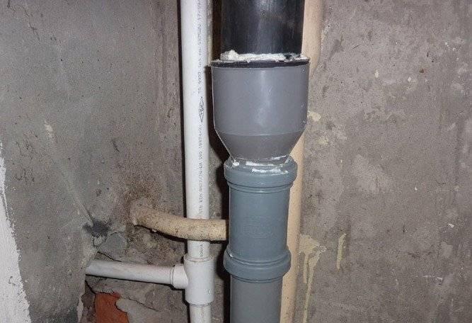 Как избавиться от канализационного запаха в помещении