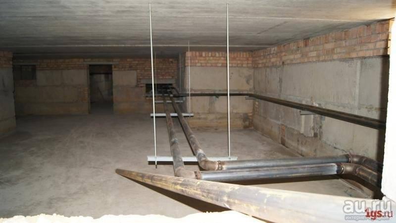 Канализация в подвале внутренняя в частном доме