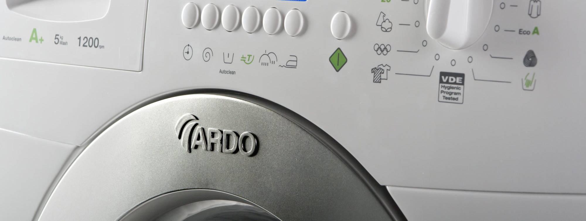 Стиральные машины ardo: обзор модельного ряда + достоинства и недостатки стиралок бренда