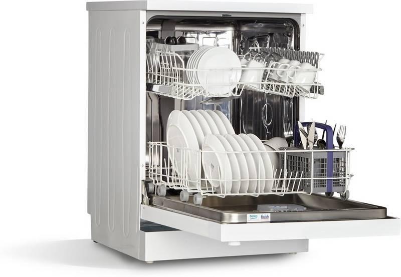Обслуживание посудомоечной машины: техническое и сервисное