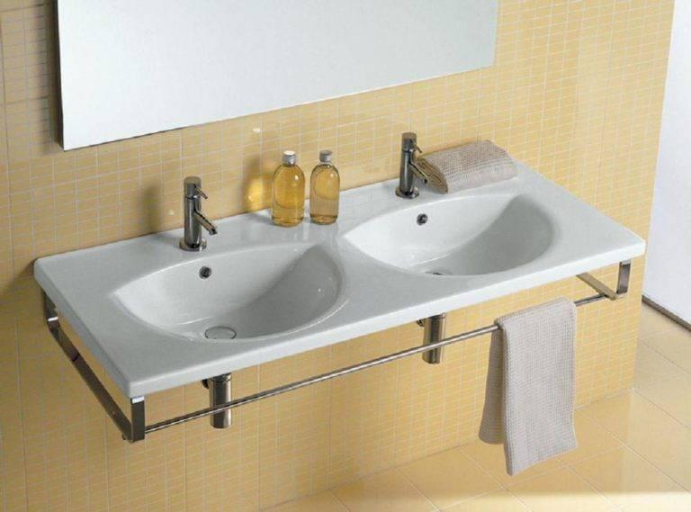 Маленькие раковины для ванной: нюансы выбора и установки + фотоподборка идей