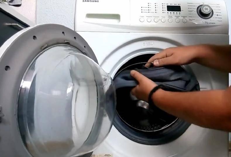 Замена манжеты люка стиральной машины занусси