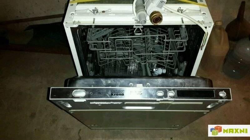 Что значат индикаторы и значки на посудомоечной машине