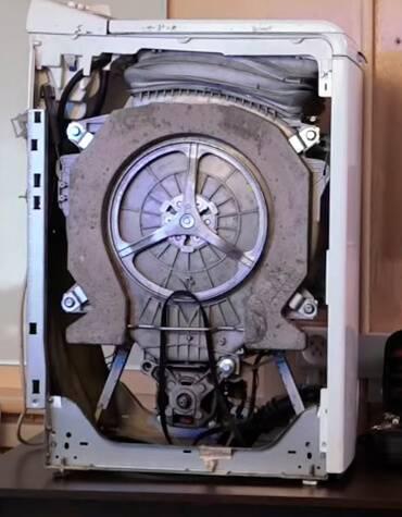 Что делать если порвался ремень в стиральной машине