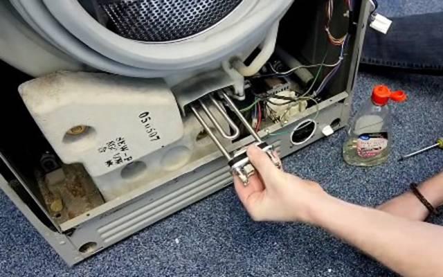 Стиральная машина не греет воду – причины и устранение проблемы