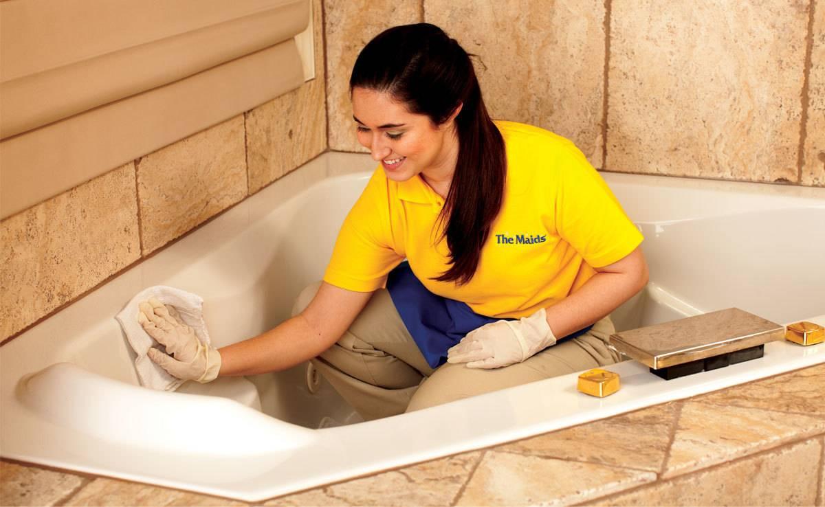 Чем очистить ванну от желтизны в домашних условиях