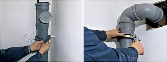 Как устранить запах из канализации в ванной и туалете самому