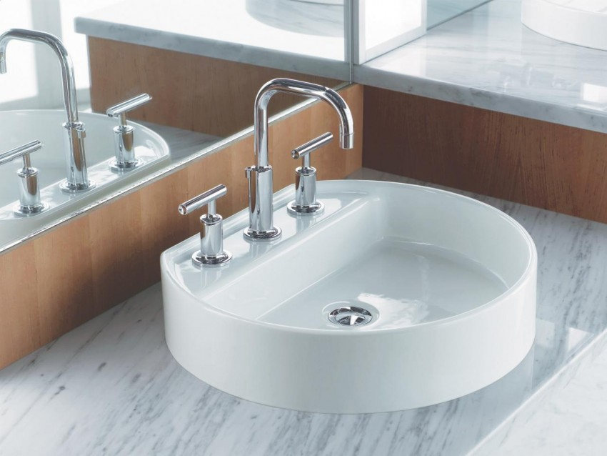Двойная раковина в ванную: обзор популярных решений и монтажных нюансов