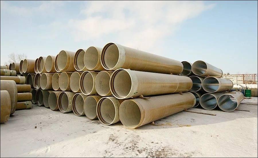 Как выбрать трубу для водоснабжения   стеклопластиковые трубы