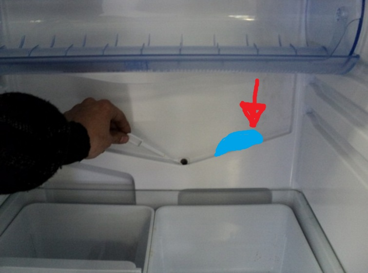 9 причин, почему намерзает лед на задней стенке холодильника