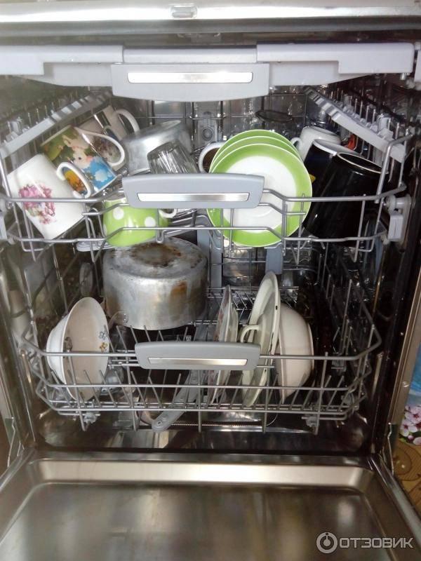 Как проверить посудомоечную машину при покупке или доставке