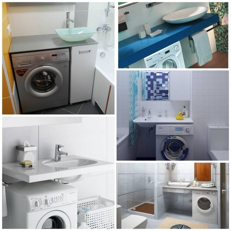 Как правильно установить раковину над стиральной машиной - советы по выбору и пошаговая инструкция с фото и видео