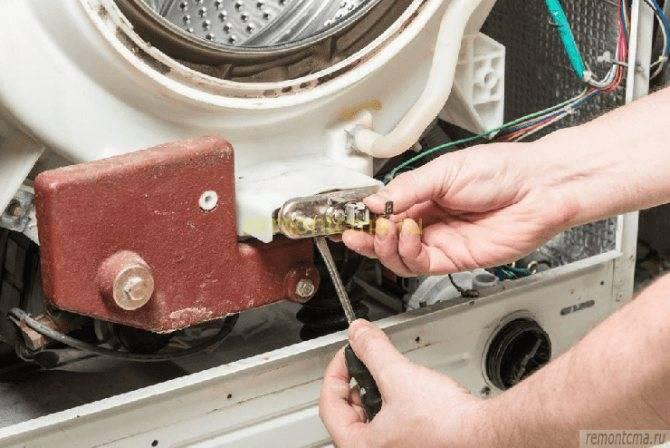 Стиральная машина не греет воду: что делать и как исправить, причины и способы их устранения