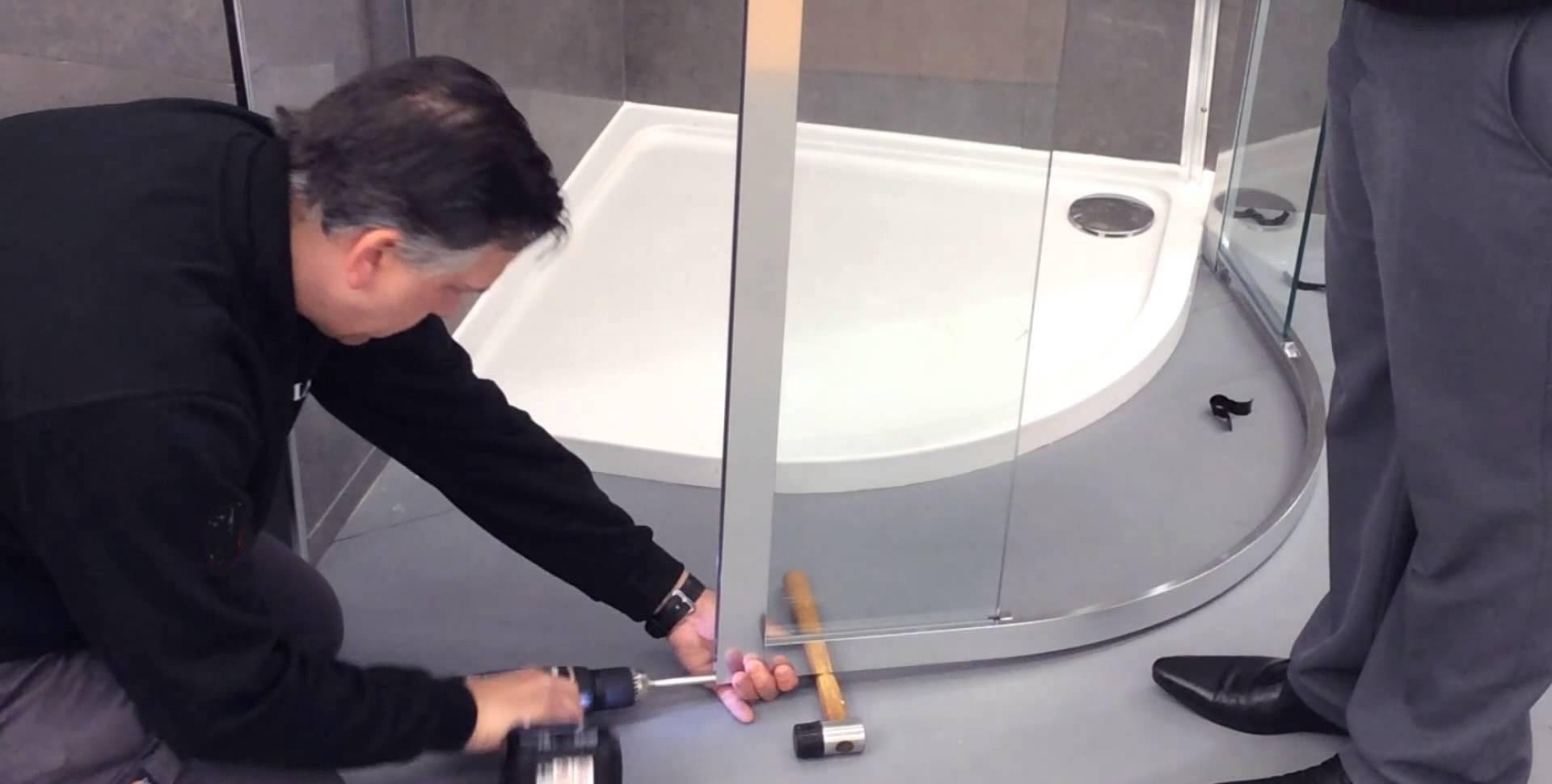 Ремонт душевого поддона: пошаговая инструкция по заделке трещин и сколов в поддонах из разных материалов