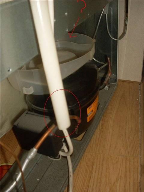 Течет холодильник снизу и внутри: причины и способы решения проблемы