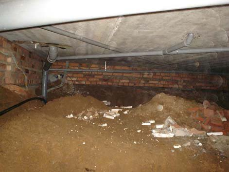 Вентиляция подвала частного дома — устройство и монтаж