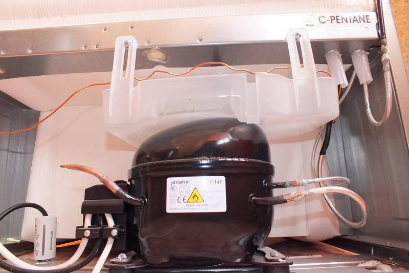 Ремонт холодильников – 10 самых частых поломок