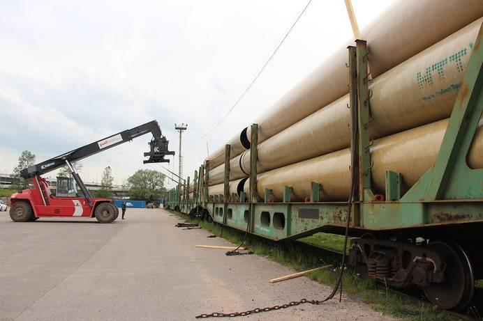Стеклопластиковые трубы: особенности производства и производители