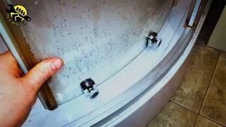 Когда треснул поддон душевой кабины: что делать и как заделать трещину своими руками?