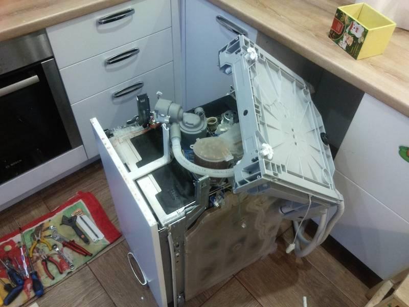 Варианты, как проверить посудомоечную машину