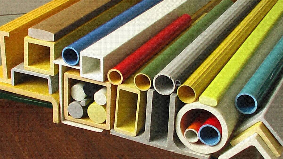 Стеклопластиковые трубы: как производятся, где используются, маркировка + рабочие характеристики