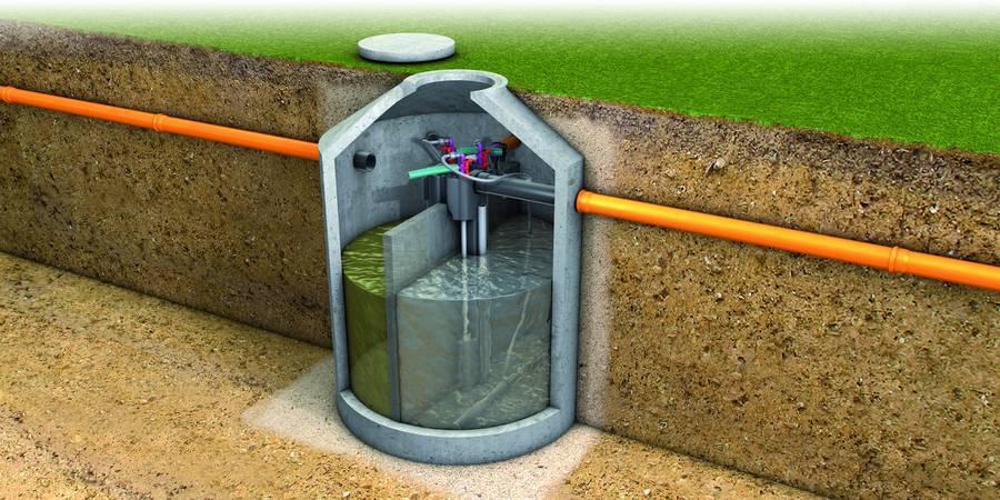 Отстойник: что это такое, как сделать сооружение из покрышек для канализации в частном доме своими руками, пластиковые септики